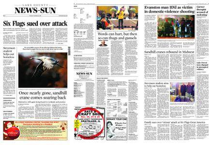 Lake County News-Sun – November 21, 2017