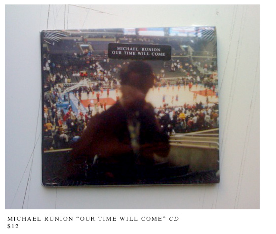 Michael Runion - Our Time Will Come (2008)