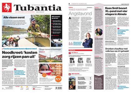 Tubantia - Enschede – 19 oktober 2018