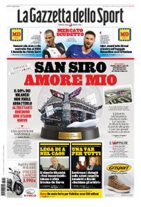 La Gazzetta dello Sport Sicilia – 20 novembre 2019