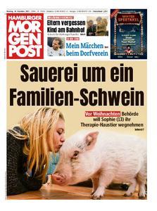 Hamburger Morgenpost – 10. Dezember 2019