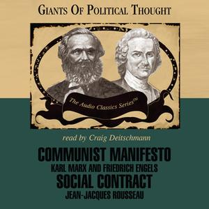 «Communist Manifesto and Social Contract» by Wendy McElroy,Ralph Raico