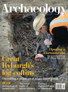 Current Archaeology - Issue 322