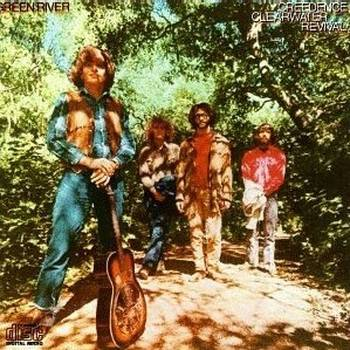 Creedence Clearwater Revival - Green River- (1969)