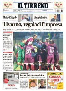 Il Tirreno Livorno - 14 Aprile 2018