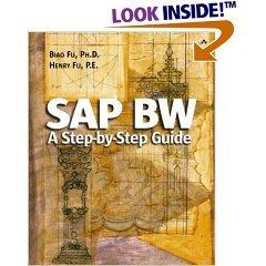 SAP BW: A Step by Step Guide for BW 2.0