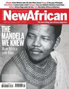 New African - January 2014