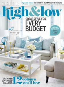 Style at Home Special Issue - July 2017