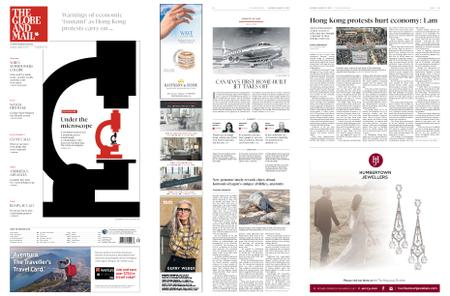The Globe and Mail – August 10, 2019
