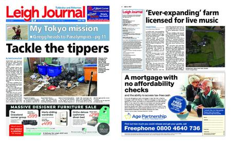 Leigh Journal – July 08, 2021