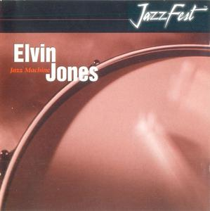 Elvin Jones - Jazz Machine (1997) {Koch}