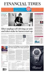 Financial Times Asia - December 8, 2020
