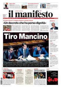 il Manifesto - 4 Agosto 2018
