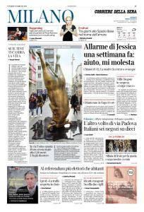 Corriere della Sera Milano - 9 Febbraio 2018