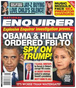 National Enquirer - February 19, 2018