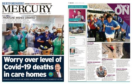 Hertfordshire Mercury – April 23, 2020
