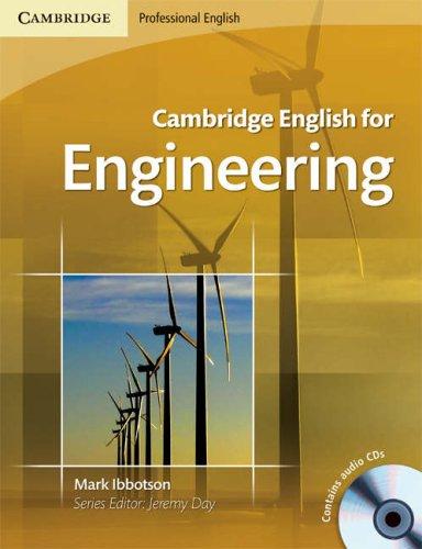Cambridge English for Engineering Student's Book with Audio CDs (2) (Cambridge English For Series)(Paperback)