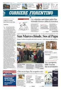Corriere Fiorentino La Toscana - 22 Giugno 2018
