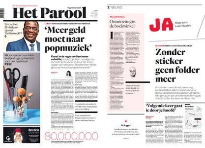 Het Parool – 23 november 2017
