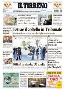 Il Tirreno Livorno - 4 Gennaio 2018