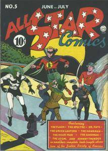 All Star Comics 005