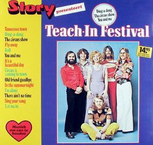 Teach-In – Story Presenteert Teach-In Festival (1975) [LP,DSD128]
