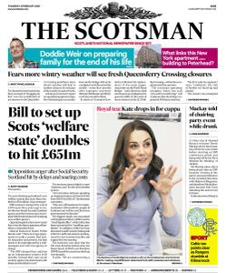 The Scotsman - 13 February 2020