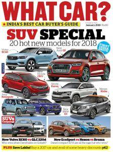 What Car? India - January 2018