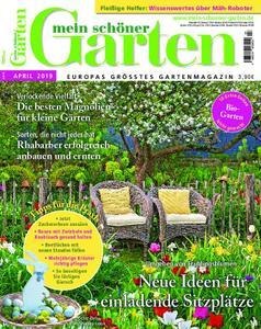 Mein schöner Garten – April 2019