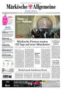 Märkische Allgemeine Prignitz Kurier - 29. September 2018