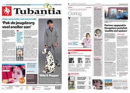 Tubantia - Hengelo – 23 januari 2020