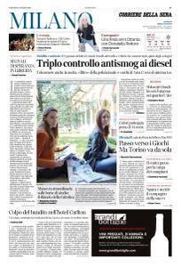 Corriere della Sera Milano - 14 Luglio 2018