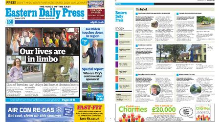 Eastern Daily Press – June 10, 2021