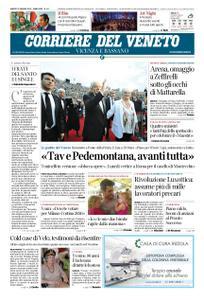 Corriere del Veneto Vicenza e Bassano – 22 giugno 2019