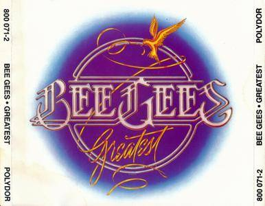 Bee Gees - Greatest (1979) {1987, Reissue} Re-Up