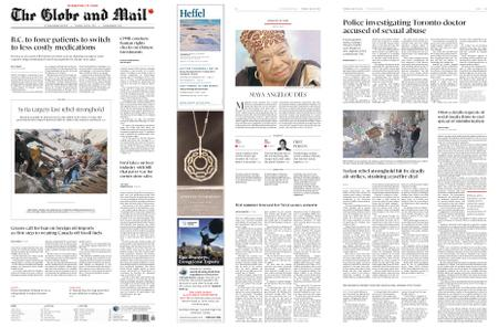 The Globe and Mail – May 28, 2019