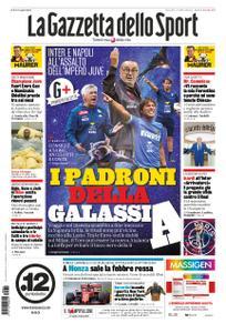 La Gazzetta dello Sport Sicilia – 04 settembre 2019