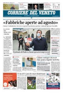Corriere del Veneto Padova e Rovigo – 02 aprile 2020