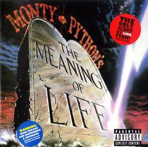 Monty Python - Monty Python's The Meaning of Life (1983) Expanded Remastered Reissue 2006