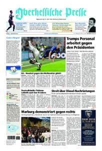 Oberhessische Presse Marburg/Ostkreis - 07. September 2018