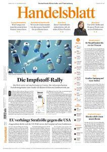Handelsblatt - 10 November 2020