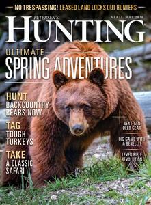 Petersen's Hunting - April 2020