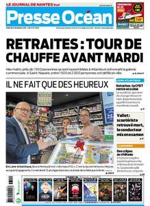 Presse Océan Nantes Sud Vignoble – 13 décembre 2019
