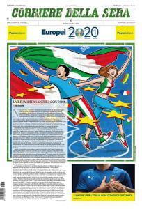 Corriere della Sera - 11 Giugno 2021