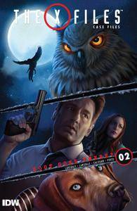 The X Files Case Files Hoot Goes There 002 2018 digital Knight Ripper Empire