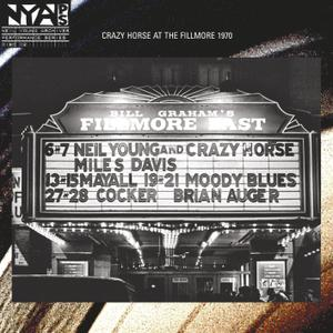 Neil Young & Crazy Horse - Live At The Fillmore East (2006/2019) [Official Digital Download 24/96]