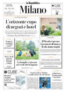 la Repubblica Milano - 7 Giugno 2020