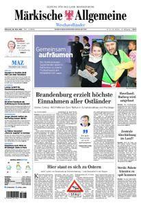 Märkische Allgemeine Westhavelländer - 28. März 2018