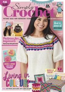 Simply Crochet - March 2021
