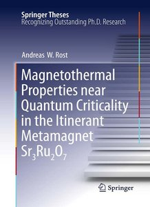 Magnetothermal Properties near Quantum Criticality in the Itinerant Metamagnet Sr3Ru2O7 (repost)